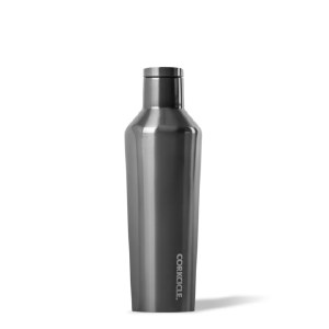 Corkcicle Metallic Canteen 16 oz Gunmetal