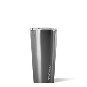 Corkcicle Metallic Tumbler 16 oz Gunmetal