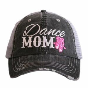 KATYDID Dance Mom Trucker Hat One Size Grey