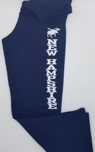 A.M. Associates New Hampshire Sweatpants S Navy