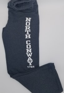 A.M. Associates North Conway Sweatpants S Charcoal