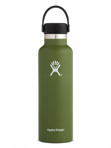 Hydro Flask 21oz Standard Mouth w/Flex Cap 21oz Olive
