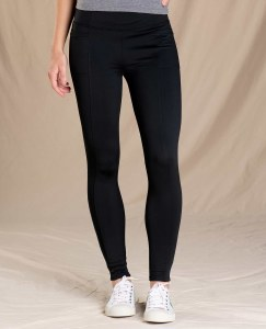 Toad & Co  Timehop Light Tight M Black
