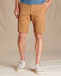 Toad & Co  M's Mission Ridge Short 34 Tabac Vintage Wash