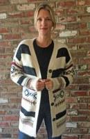 Venario Giselle Sweater XX-Large Ivory