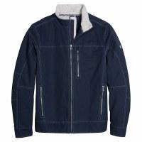 Kuhl Burr Jacket Lined 1053 Mutiny Blue