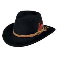 Outback Trading Company Randwick Medium Black