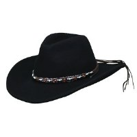 Outback Trading Company Aubrey Hat S/M Black