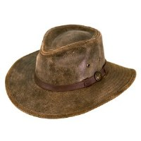 Outback Trading Company Kodiak Leather Medium Brown