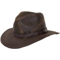 Outback Trading Company Moonshine Hat L Brown