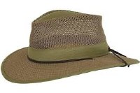 Outback Trading Company Stirling Creek Hat Small Sage