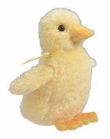 "Douglas Slicker Yellow Baby Duck 6"" Yellow"
