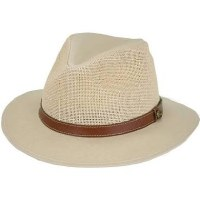 Outback Trading Company Freemantle Hat S/M Natural