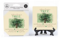 SJT Enterprises Advise From A Tree Coaster