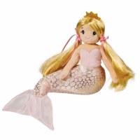 """Douglas Arabelle Pink & Gold Mermaid 9"""""""