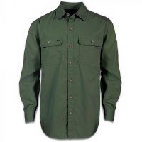 Arborwear Ground Shirt Long Sleeve L Moss