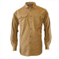 Arborwear Timber Chamois Shirt  L Chicory