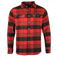 Arborwear Chagrin Flannel 2XL Red Buffalo Plaid