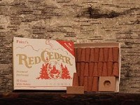 "Paine Products Red Cedar Incense Cones 1/2"" x 1 1/4"""