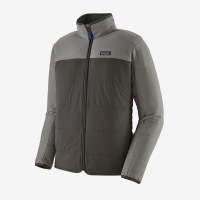 Patagonia M's Pack In Jacket Large Forge Grey