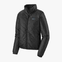 Patagonia W's LW Radalie Bomber Jacket S Ink Black