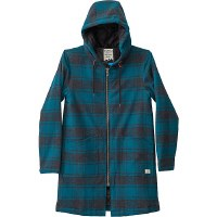 Kavu Deer Haven Coat w/Hood S Juniper