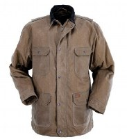 Outback Trading Company Gidley Jacket Large Field Tan