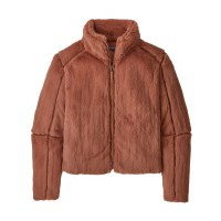 Patagonia Lunar Frost Jacket Small Century Pink