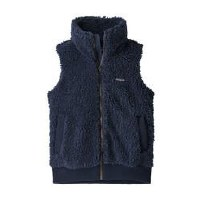 Patagonia W's Dusty Mesa Vest Large New Navy