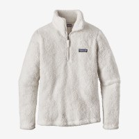 Patagonia W's Los Gatos 1/4 Zip XL Birch White