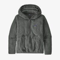 Patagonia W's Los Gatos Hooded Pullover L Nobel Grey