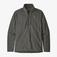 Patagonia M'S Better Sweater Ribbed Knit L Nickel Rib Knit