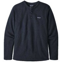 Patagonia M's Better Sweater Henley Pull M New Navy