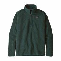Patagonia Men's Better Sweater 1/4-Zip Fleece XX-Large Piki Green