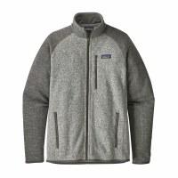 Patagonia Men's Better Sweater Fleece Jacket XX-Large Stonewash w/Nickel