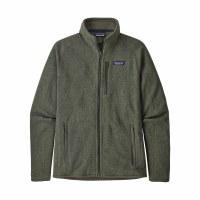 Patagonia Men's Better Sweater Fleece Jacket X-Large Industrial Green