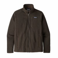 Patagonia Men's Better Sweater Fleece Jacket XX-Large Logwood Brown