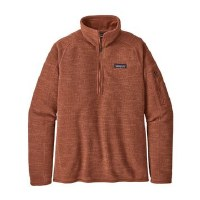Patagonia W's Better Sweater 1/4-Zip XS Century Pink