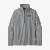 Patagonia Women's Better Sweater 1/4-Zip Fleece M FJSA
