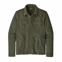 Patagonia M's Better Sweater Shirt Jacket XL Industrial Green