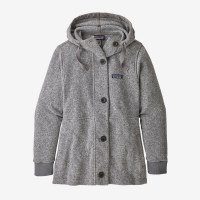 Patagonia W' Better Sweater Coat M Birch White