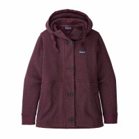 Patagonia W' Better Sweater Coat S Light Balsamic