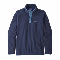Patagonia M's Micro D Snap-T Fleece Pullover L New Navy