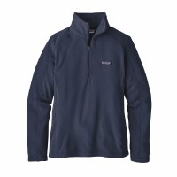 Patagonia W's Micro D 1/4 Zip X-Large New Navy