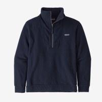 Patagonia M's Woolie Fleece Pullover M Navy Blue