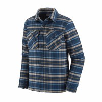 Patagonia M's Insulated Fjord Flannel Ja XL Independence: New Navy