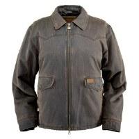 Outback Trading Company Landsman Jacket Medium Brown
