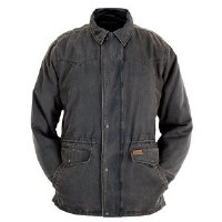 Outback Trading Company Rancher's Jacket Large Brown