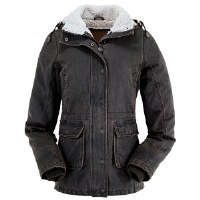 Outback Trading Company Woodbury Jacket Small Brown