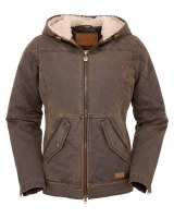 Outback Trading Company Heidi Jacket S Brown